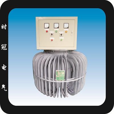 单相感应式调压器