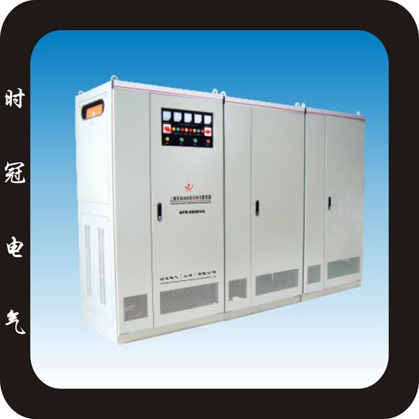 大型发电机输出配套稳压器