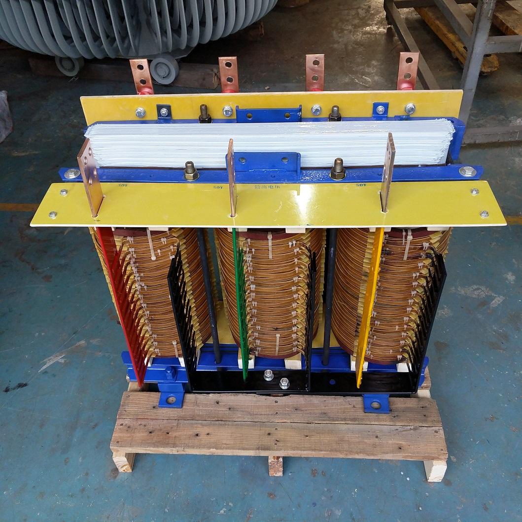 丝包线三相干式变压器