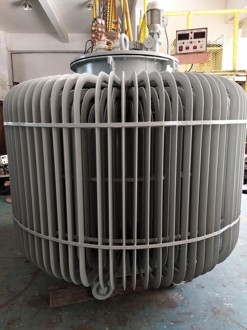 油式调压器