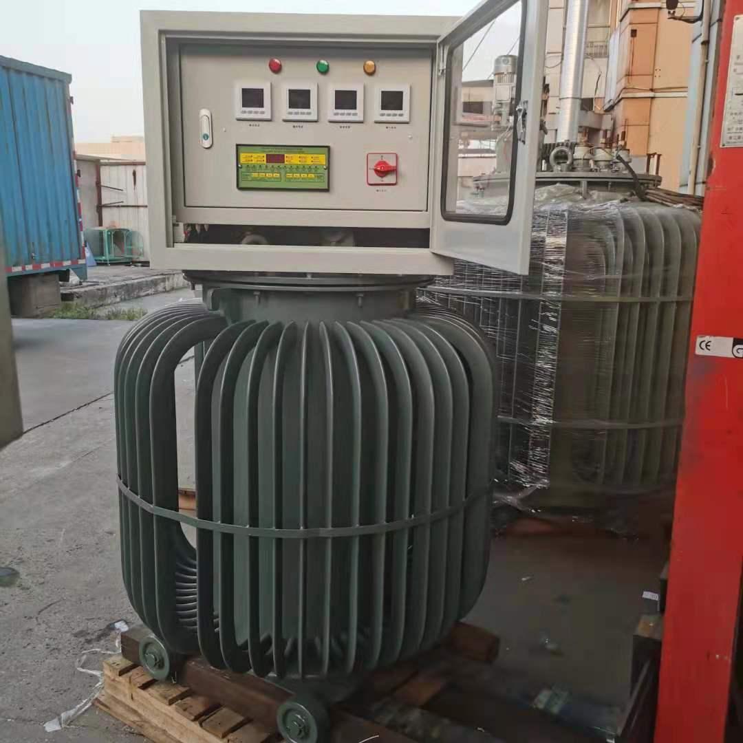 新款大功率油浸感应式稳压器