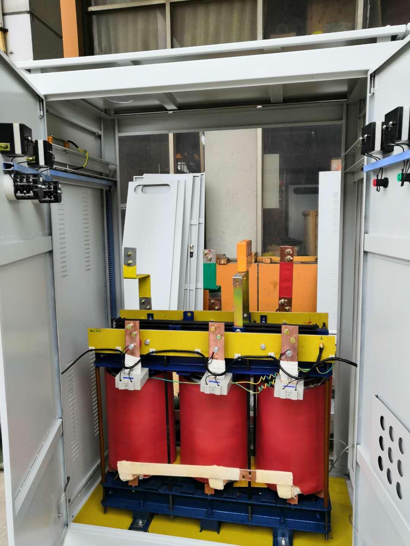 三相变压器光伏汇流柜
